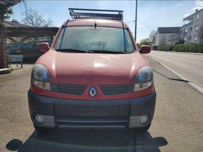 gebraucht Renault Kangoo Kango 1,6 16v 4.4 A/C Frisch ab Mfk Frisch service