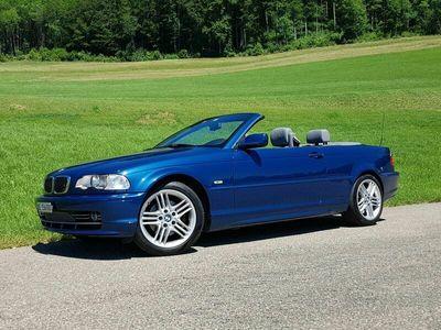 gebraucht BMW 330 Cabriolet 3er Ci E46 96000km