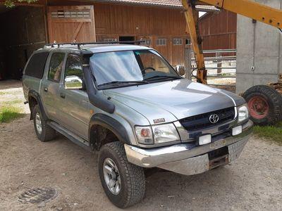 gebraucht Toyota HiLux d4d Sr5 mit Klimaanlage