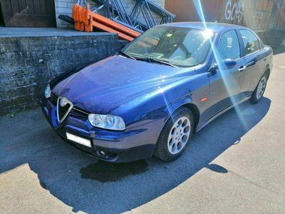 gebraucht Alfa Romeo 156 1.9 JTD ab MFK 01.2020