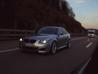 gebraucht BMW M5 5er E60 M5 V10 - Ab MFK und Service 5er E60V10 - Ab MFK und Service