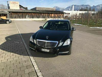 gebraucht Mercedes 220 E-Klasse Mercedes 220 CDI - Limousine E-Klasse MercedesCDI - Limousine