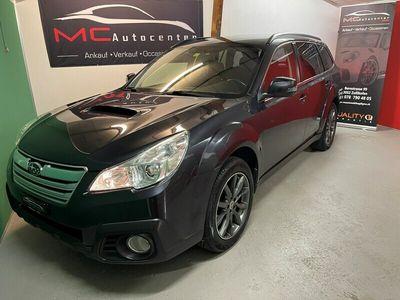 gebraucht Subaru Outback 2.0D Advantage AWD Lineartronic