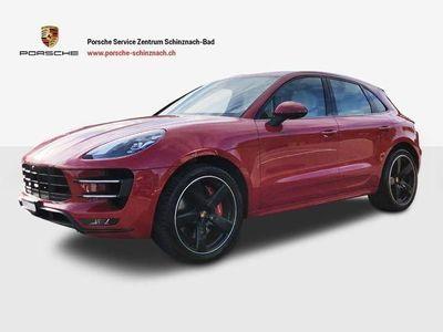 gebraucht Porsche Macan Turbo