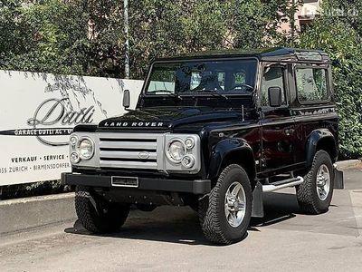gebraucht Land Rover Defender 90 2.4 Tdi SVX SW