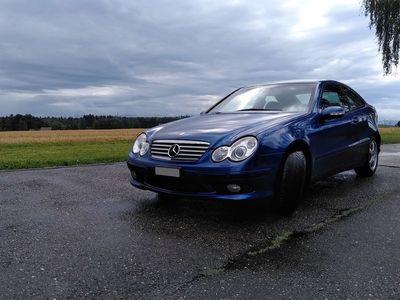 gebraucht Mercedes C230 C-KlasseKompressor Coupé