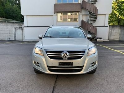 gebraucht VW Tiguan 2.0 TSI Sport&Style Tiptronic