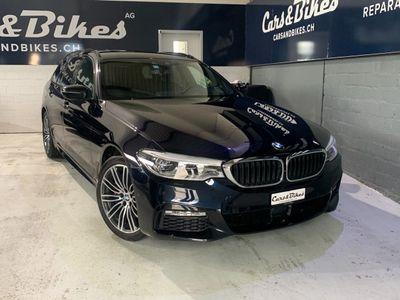 gebraucht BMW 530 d xDrive M-Paket Touring Steptronic