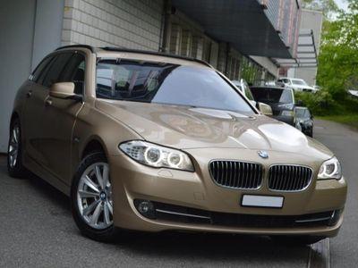 gebraucht BMW 525 d xDrive Touring Steptronic SOFTCLOSE TÜREN
