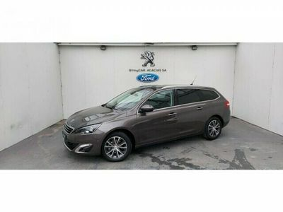 gebraucht Peugeot 308 SW 1.2 THP Allure Automatic