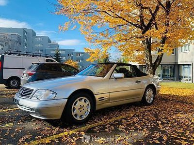 gebraucht Mercedes SL500 ( Facelift )