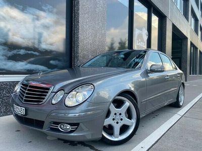 gebraucht Mercedes E350 CGI Avantgarde 7G-Tronic