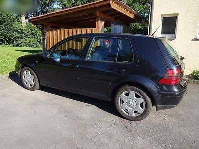 gebraucht VW Golf IV zu verkaufen