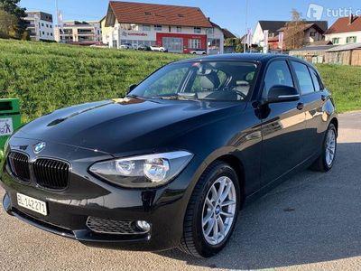 gebraucht BMW 116 i F20 / Benzin