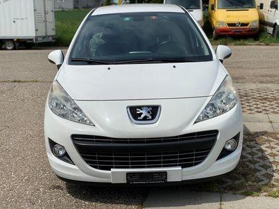 gebraucht Peugeot 207 1.6 16V Turbo Allure