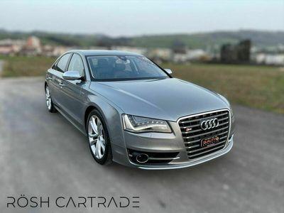 gebraucht Audi S8 4.0 V8 TFSI quattro T-Tronic