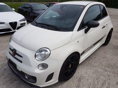 gebraucht Fiat 500 Abarth 1.4 16V Turbo Abarth Turismo Dualogic