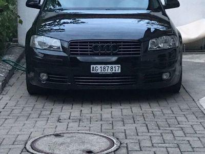 gebraucht Audi A3 S-Line 2.0 TDI DSG Frisch ab MFK.