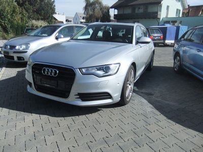gebraucht Audi A6 Avant 3.0 V6 TDI 245 quattro S-Tr.