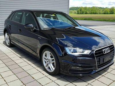 gebraucht Audi A3 Sportback 1.4 TFSI G-tron S-tronic S-line