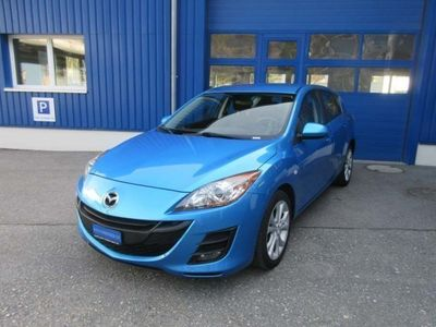 gebraucht Mazda 3 Hatchback 1.6 Exclusive plus