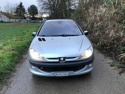 gebraucht Peugeot 206 1.6 16V Trendy
