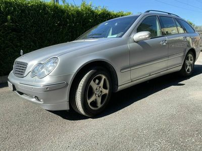 gebraucht Mercedes C240 C-Klasse Mercedes