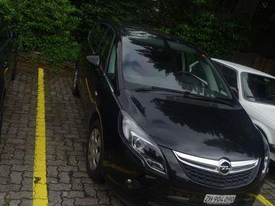 gebraucht Opel Zafira Tourer C Cosmo, Vollaustattung