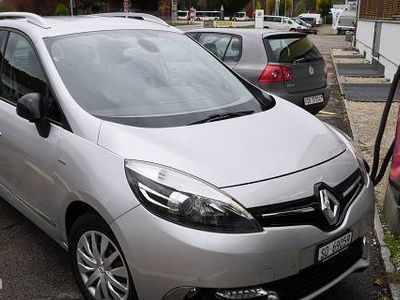 gebraucht Renault Grand Scénic 1.5 dCi Bose (inkl.Android-Auto)