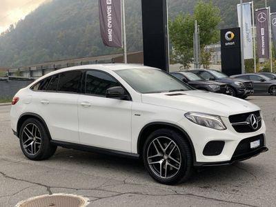 gebraucht Mercedes GLE450 AMG V6 AMG Coupé