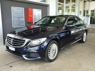 gebraucht Mercedes C200 C-KlasseExclusive