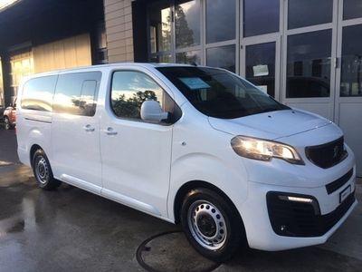 gebraucht Peugeot Traveller 1.6 BlueHDi Active Lang