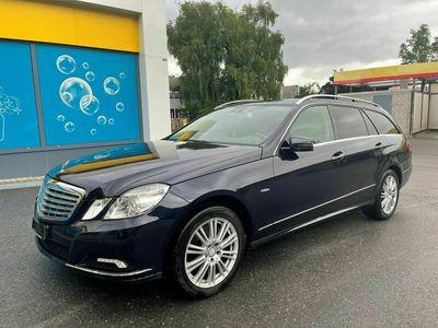 gebraucht Mercedes E250 CDI BlueEfficiency Avantgarde Automatic
