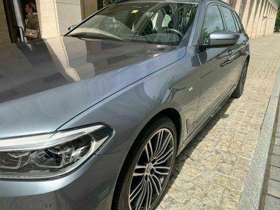 gebraucht BMW 540 xDrive Touring Sport Line Steptronic