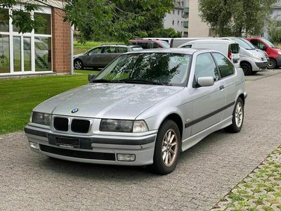 gebraucht BMW 316 Compact 3er Compact i Comfort