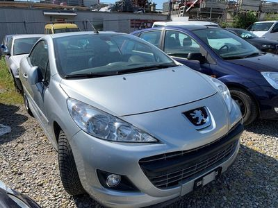 gebraucht Peugeot 207 1.6 16V Turbo XSI