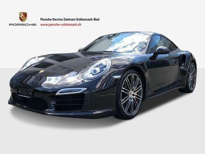 gebraucht Porsche 911 Turbo S Coupe
