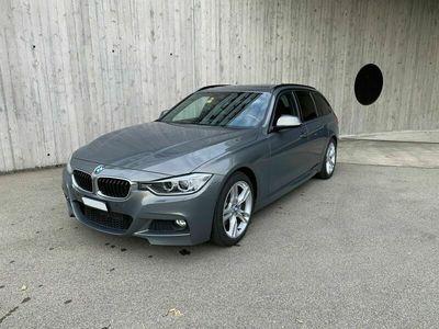 gebraucht BMW 335 3er i Touring Steptronic (Kombi)