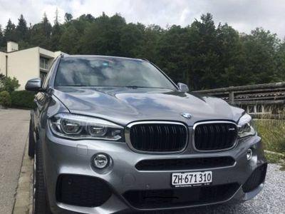 gebraucht BMW X5 40d M-Sport