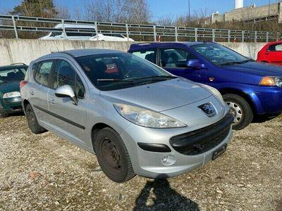 gebraucht Peugeot 207 1.4 16V Sport