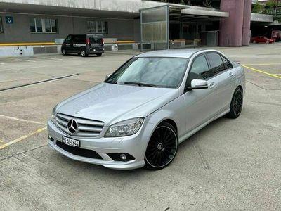 gebraucht Mercedes C350 C-KlasseCGI Avantgarde BlueEfficiency 7G-Tronic