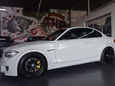 gebraucht BMW 1M White Coupé