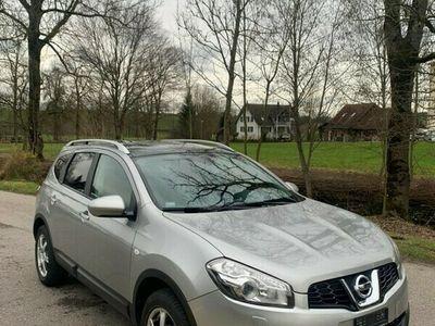gebraucht Nissan Qashqai +2 2.0 4WD acenta XTronic CVT