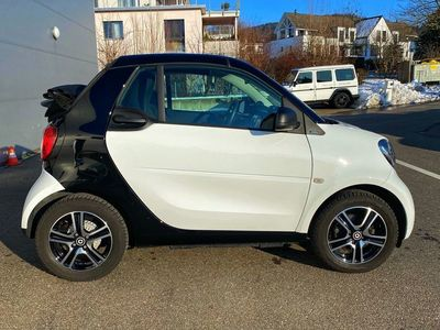 gebraucht Smart ForTwo Cabrio 90PS