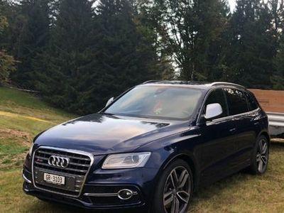 gebraucht Audi SQ5 3.0 bi-turbo