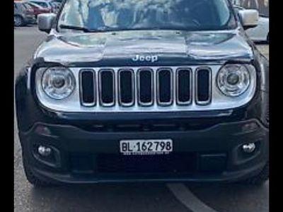 gebraucht Jeep Renegade 2.0 CRD 4WD Limited