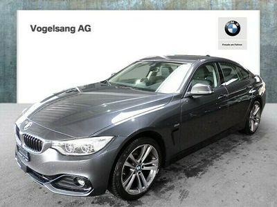 gebraucht BMW 420 Gran Coupé 4er i xDrive Sport Line Steptronic