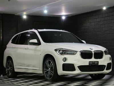 gebraucht BMW X1 xDrive 20d M Sport Steptronic