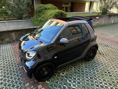 gebraucht Smart ForTwo Cabrio Passion Twinmatic