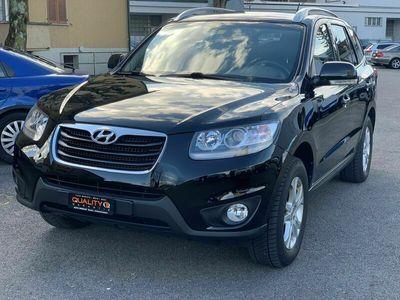 gebraucht Hyundai Santa Fe Santa Fe 2.2 CRDI Swiss Plus Edition 4WD2.2 CRDI Swiss Plus Edition 4WD